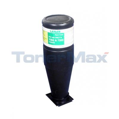 LANIER 7355 7365 TONER BLACK